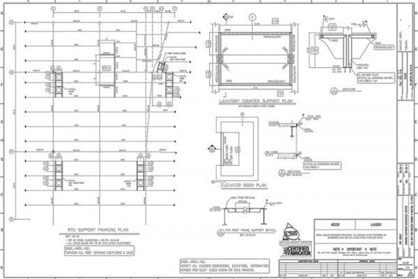 RTU Frame E-Sheet